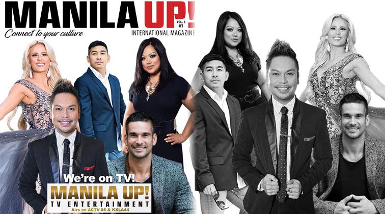 2nd Anniversary Celebration of Manila Up Magazine