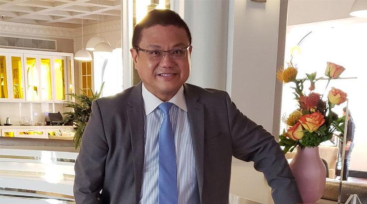 The Businessman/Entrepreneur, Our man of the Hour Mr. Kin Hui