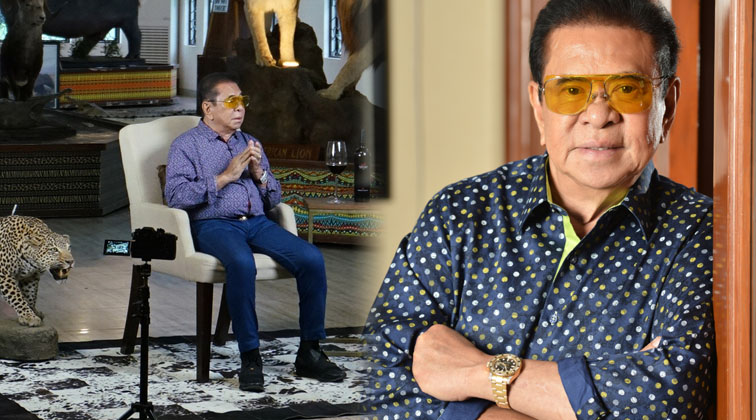 "Luis ""chavit"" Singson The ""northern Renaissance"""